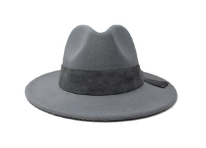 House of Hatters- Mateo Mens Fedora 3