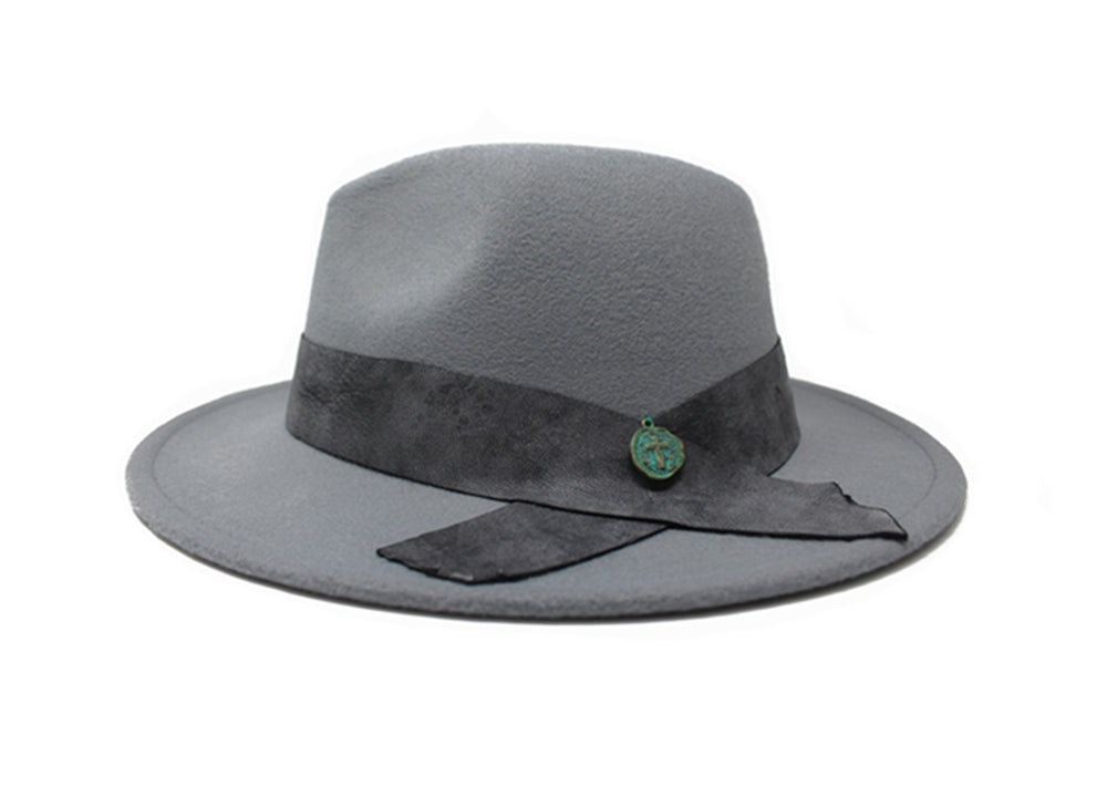 House of Hatters- Mateo Mens Fedora 1