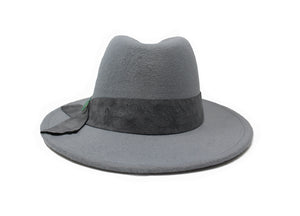 House of Hatters- Mateo Mens Fedora 5