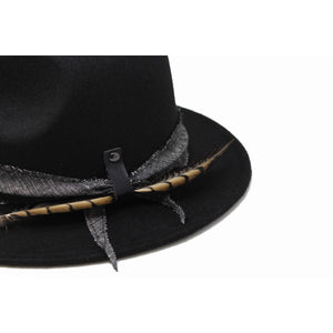 House of Hatters- Nicolas Mens Fedora 10