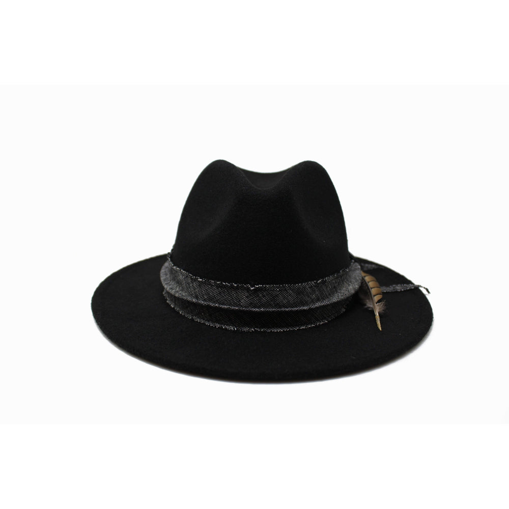 House of Hatters- Nicolas Mens Fedora 2