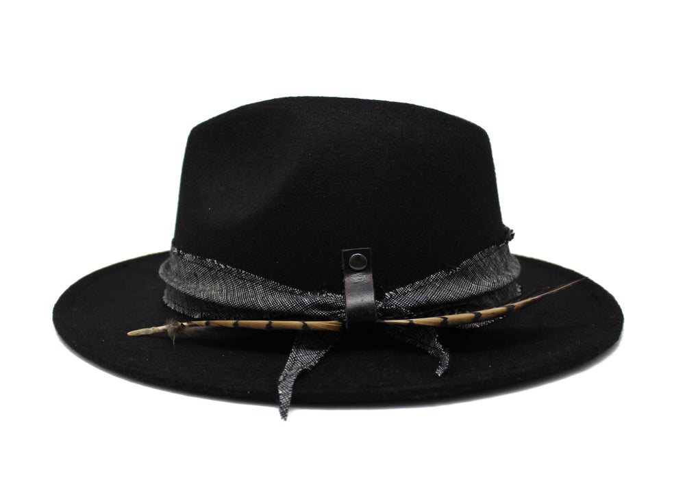 House of Hatters- Nicolas Mens Fedora 1