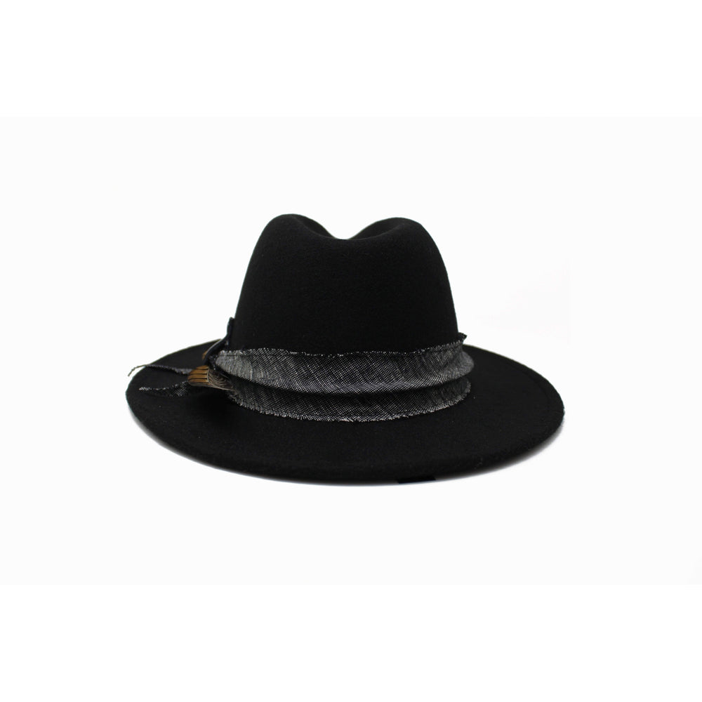 House of Hatters- Nicolas Mens Fedora 5