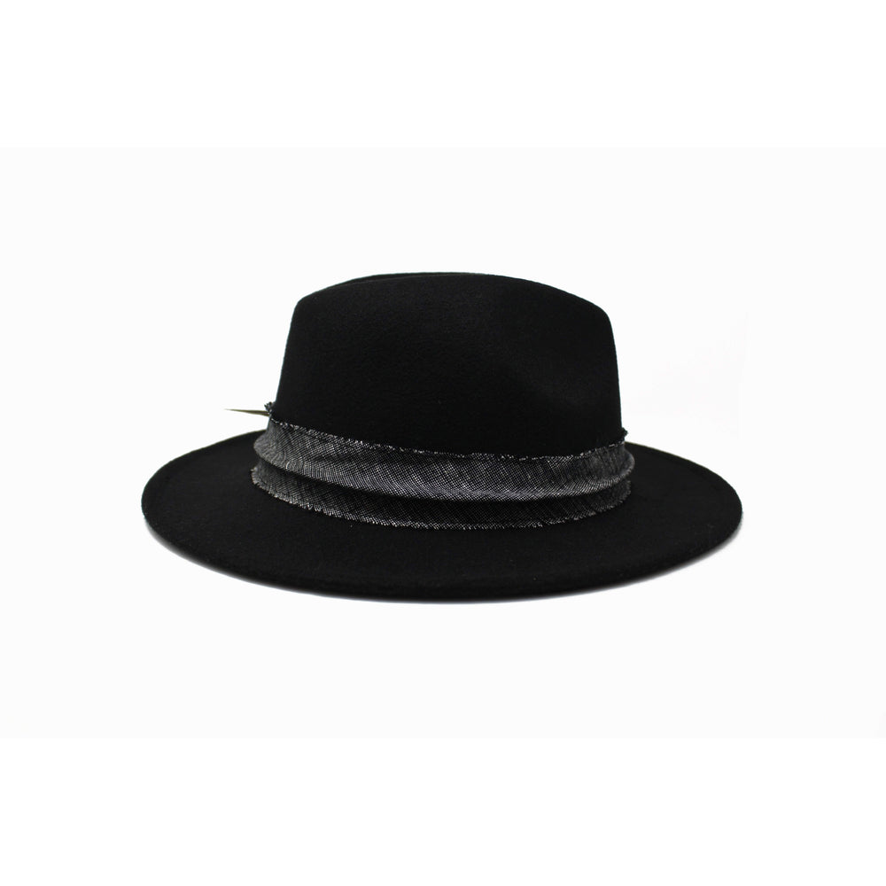 House of Hatters- Nicolas Mens Fedora 7