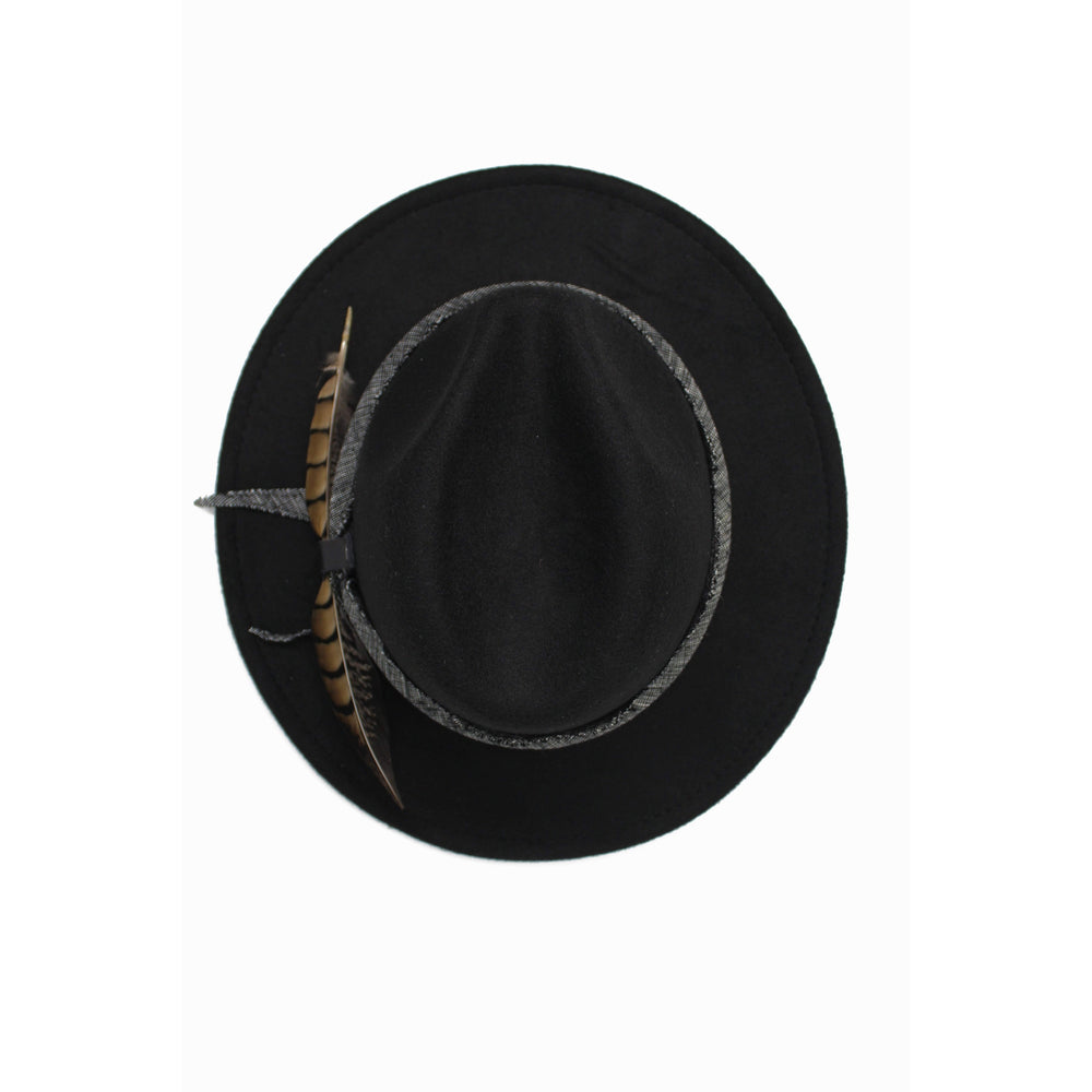 House of Hatters- Nicolas Mens Fedora 9