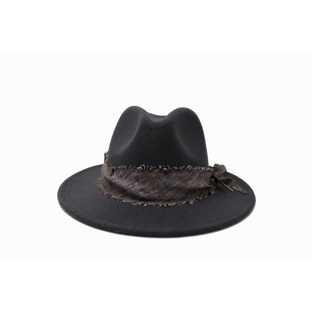 House of Hatters- Santiago Mens Fedora 2