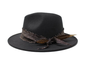 House of Hatters- Santiago Mens Fedora 1
