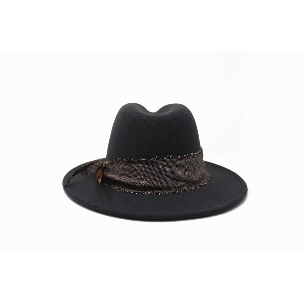 House of Hatters- Santiago Mens Fedora 5