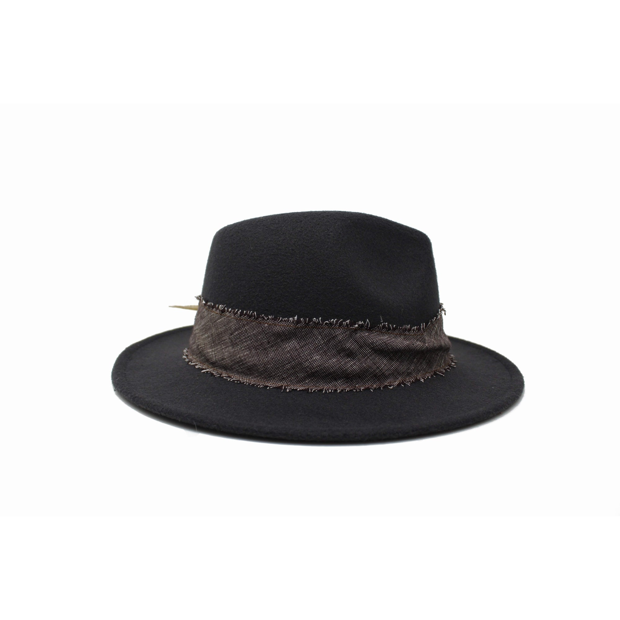 House of Hatters- Santiago Mens Fedora 7