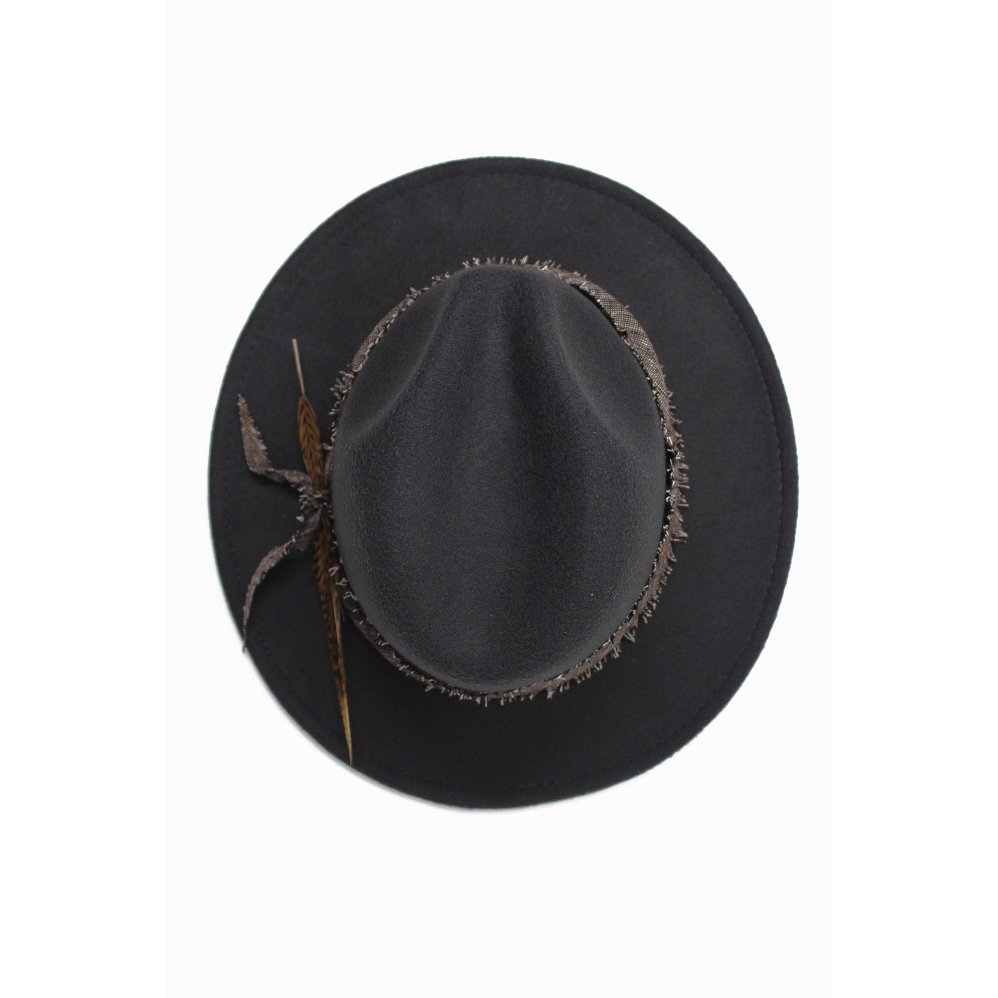 House of Hatters- Santiago Mens Fedora 9