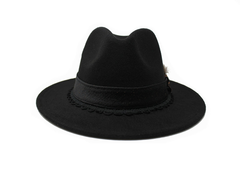 House of Hatters- Vicente Mens Fedora 2