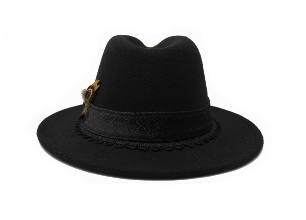 House of Hatters- Vicente Mens Fedora 5