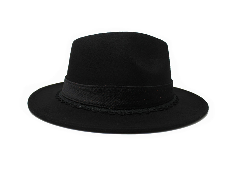 House of Hatters- Vicente Mens Fedora 6
