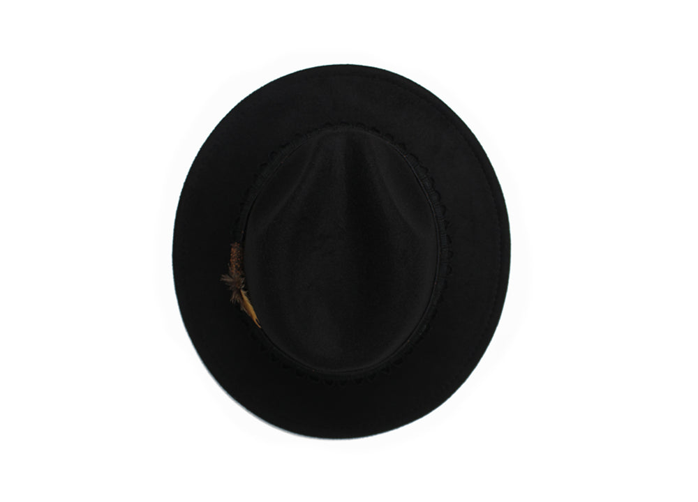 House of Hatters- Vicente Mens Fedora 7