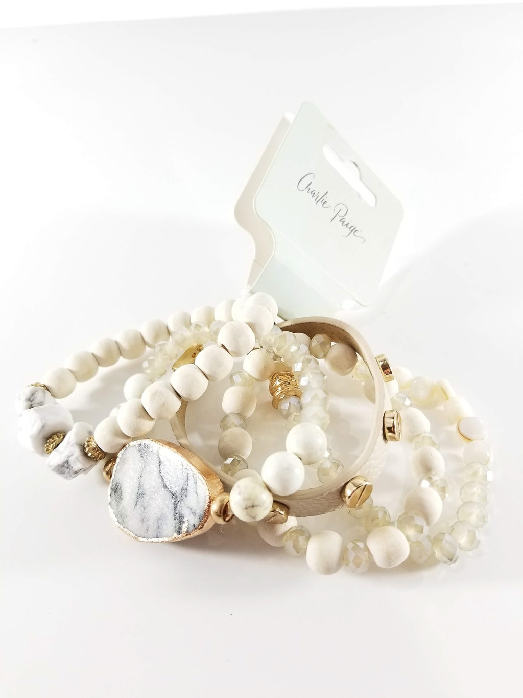 Night Lights Bracelet-White