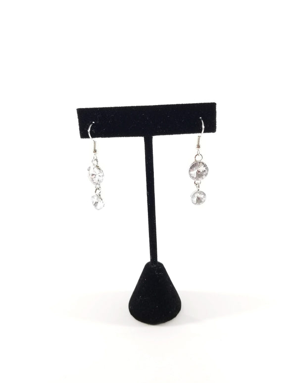 My Love Earrings-Silver