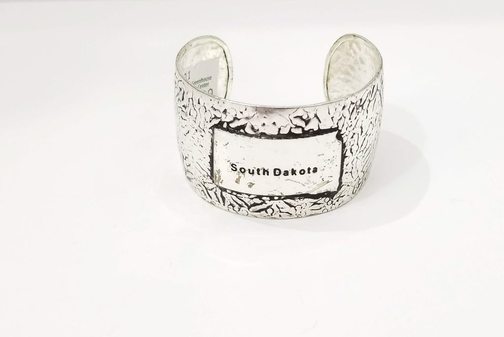 South Dakota Bracelet-Silver