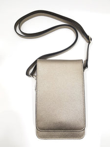 Save The Girls Crossbody-Bronze