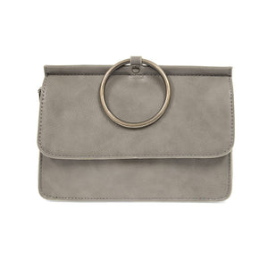 Aria Ring Bag In Grey