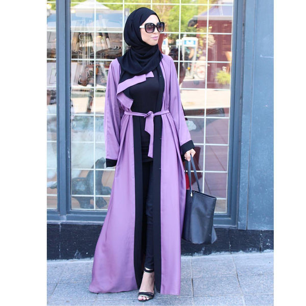 hijabsbyhanan in our Jasmine Abaya