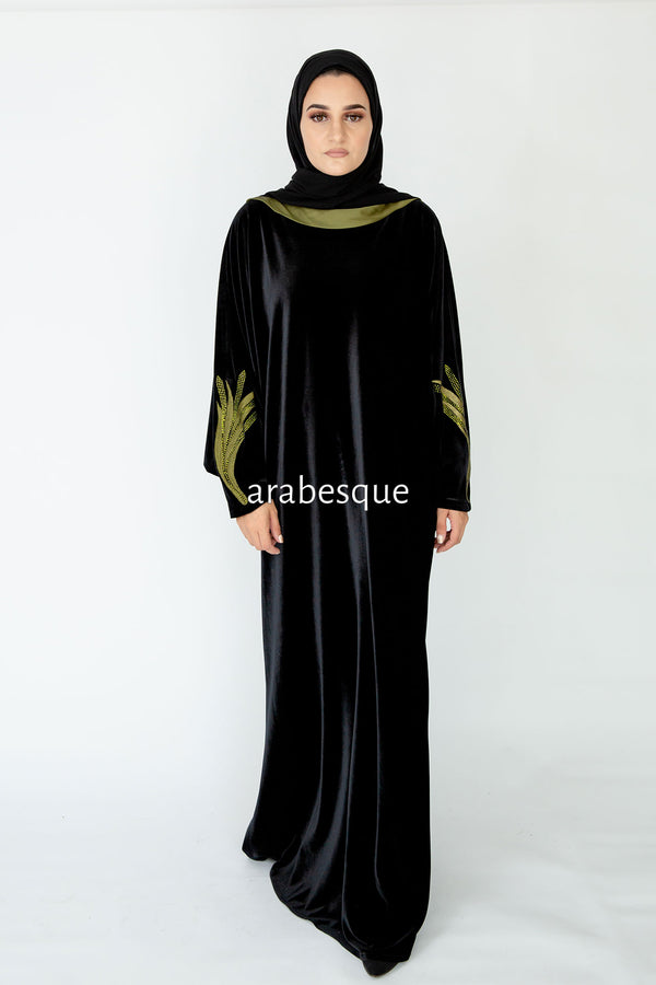Closed Abaya UK