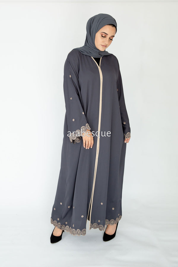 Coloured Abaya UK