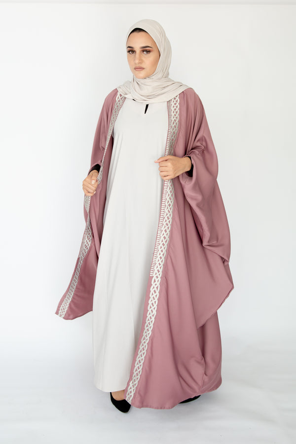 How long should my Abaya be?