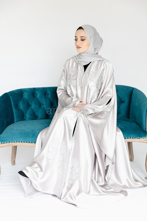 How to choose an Abaya as a wedding guest.