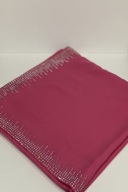 Alida Diamante Square Hijab