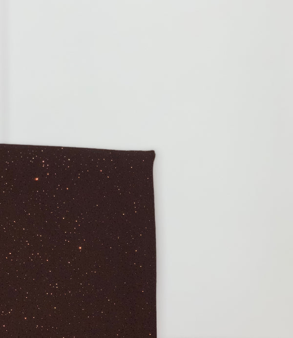 Brown Glitter Hijabs Online