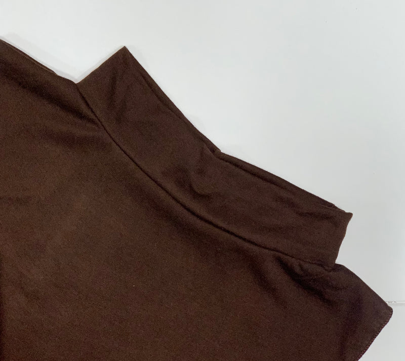 Brown Neck cover Islamic Clothing Accessories