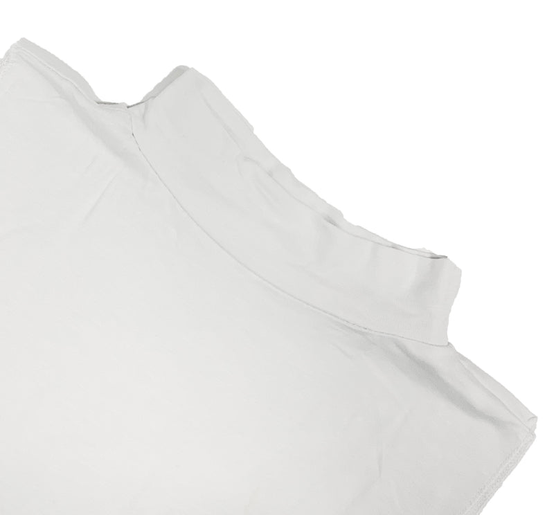 White Neck cover Islamic Clothing Accessories