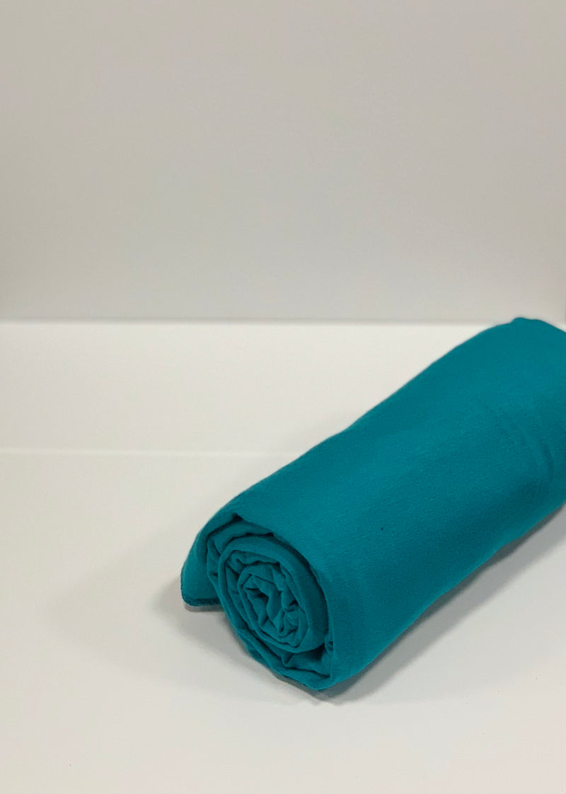 Turquoise Jersey Hijabs Online