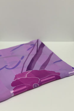 Light Purple Amaryllis Hijab | Long Hijabs