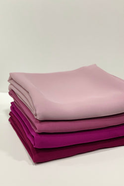 Nano Soft Crepe Square Hijab UK