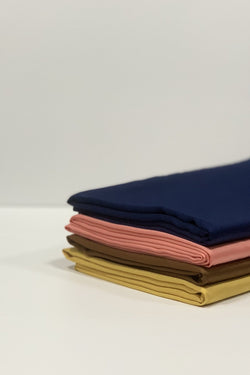 Plain Satin Square Hijab Online