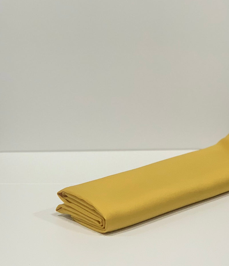 Gold Plain Satin Square Hijab Online