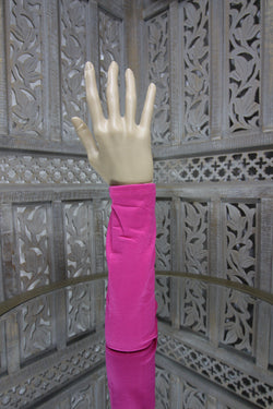 Fuchsia Long Sleeve Islamic Clothing Accessories Online