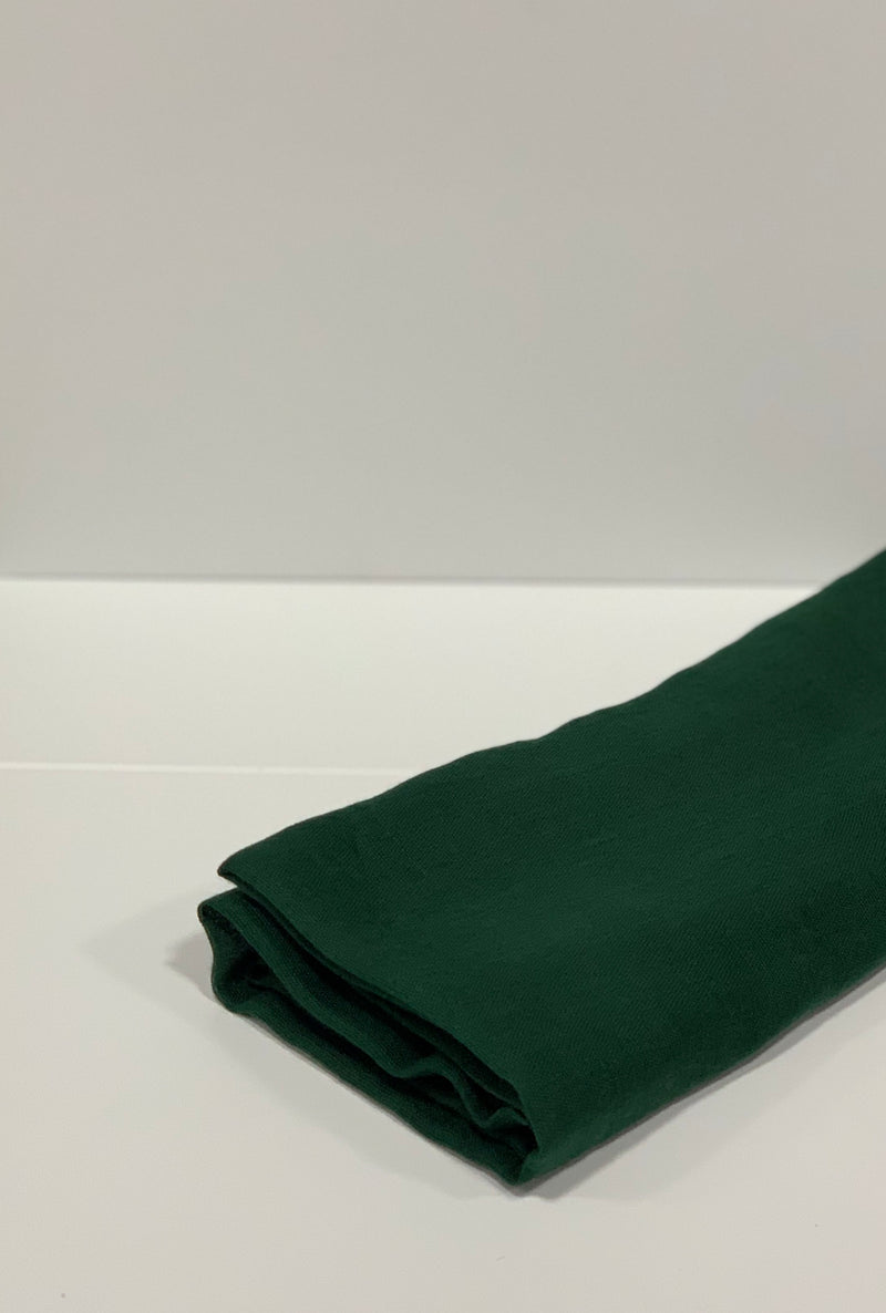 Green Plain Hijab Online Hijab UK
