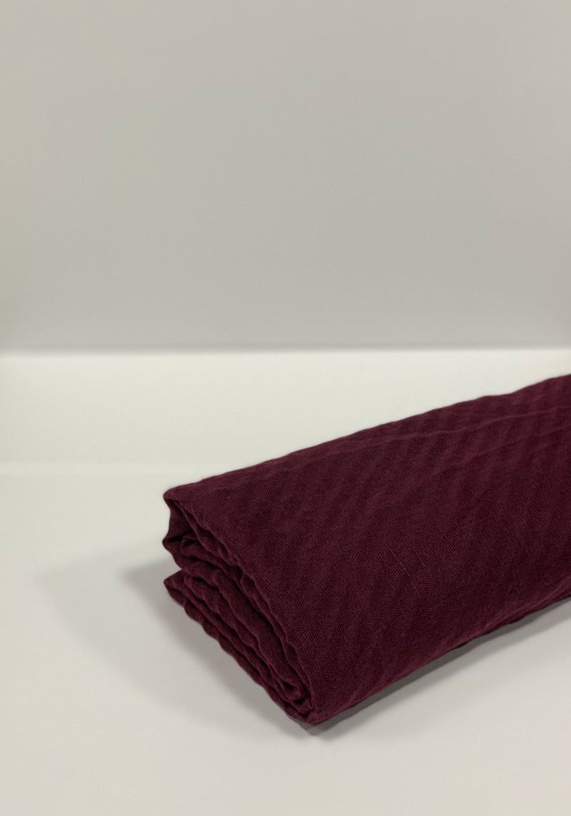Maroon Long Hijab Online Hijab UK