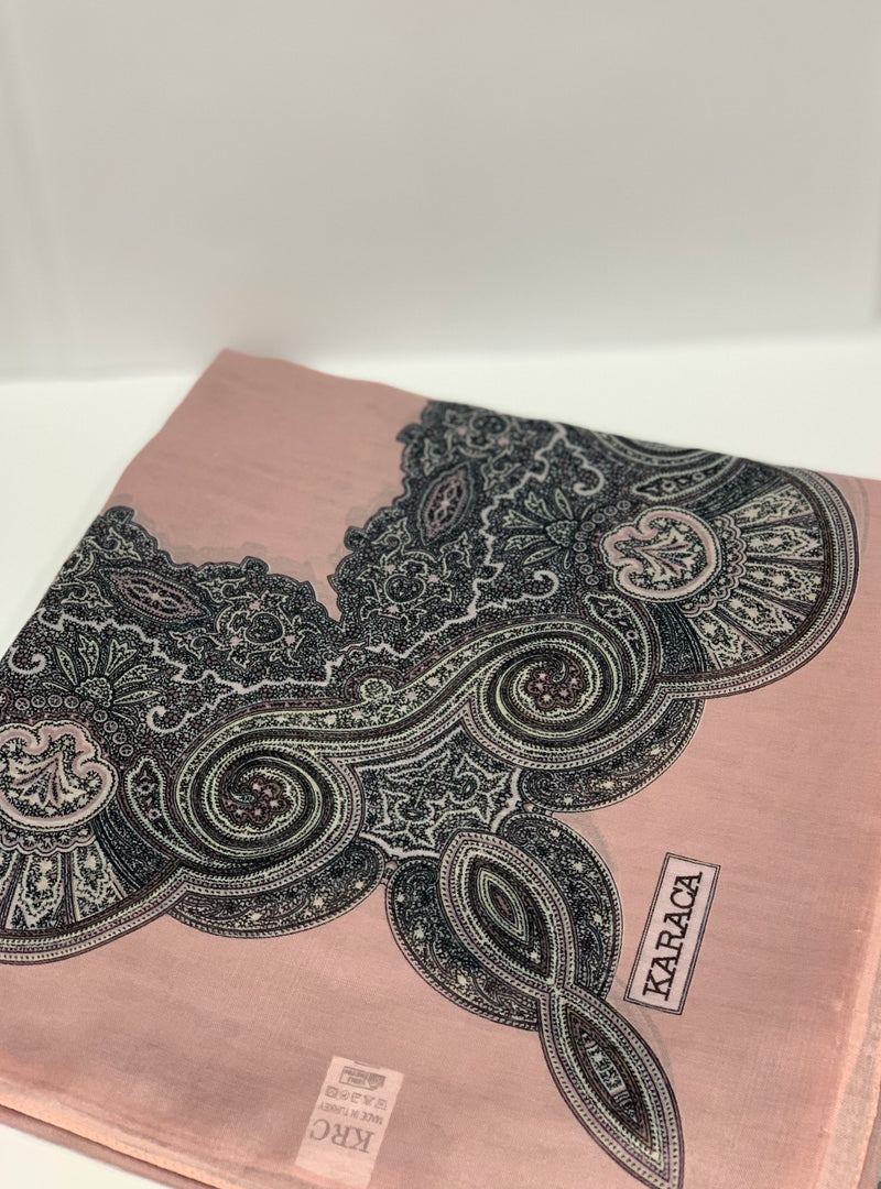 Dusty Pink Noaa Square Hijab Online
