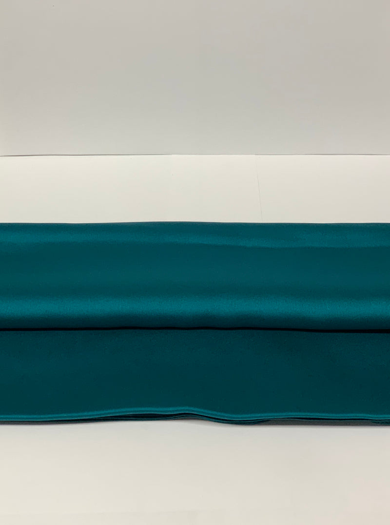 Plain Satin Long Hijab