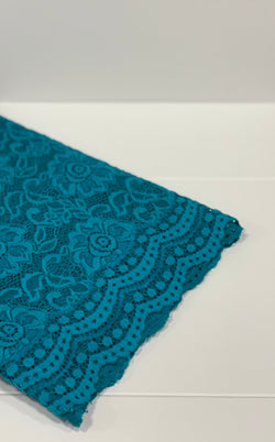 Rose Lace Hijab