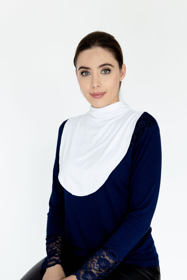 Modesty Neck Cover