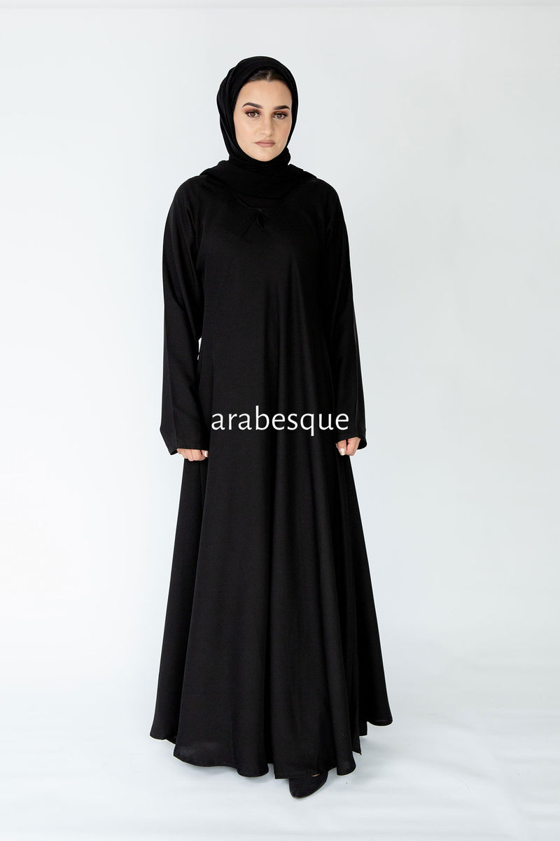 Plain Umbrella Abaya UK