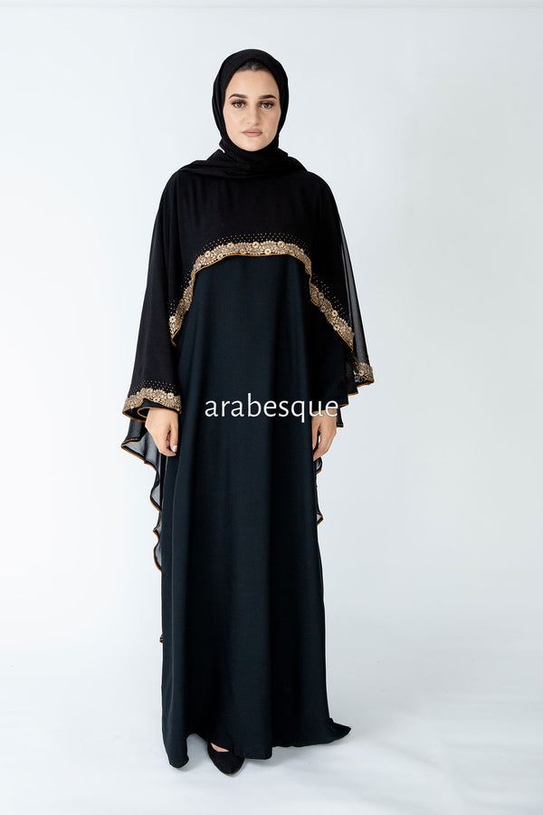 Mina Closed Abaya UK