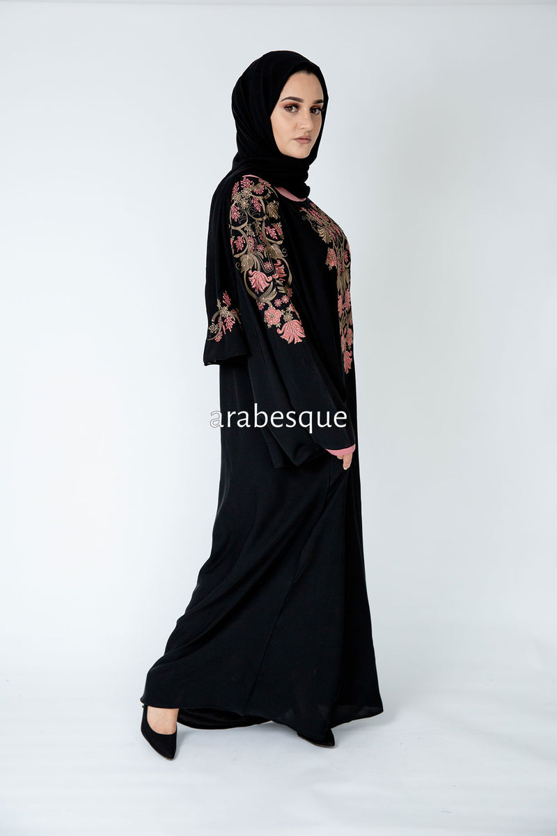 Leena Closed Abaya UK