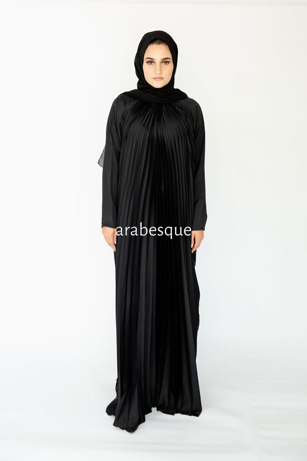 Pleated Abaya Online UK