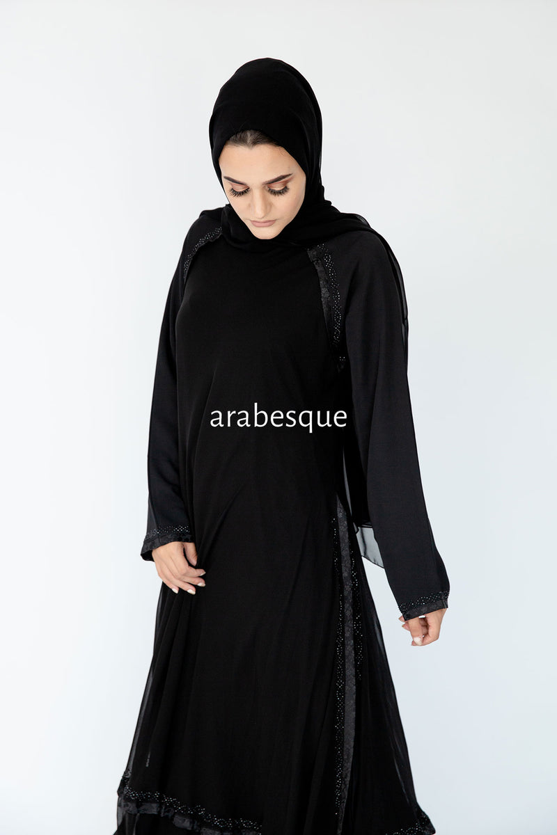 Nahar Closed Abaya UK