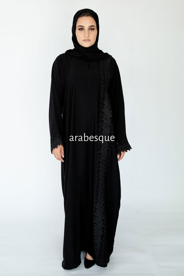 Nadine Closed Abaya UK
